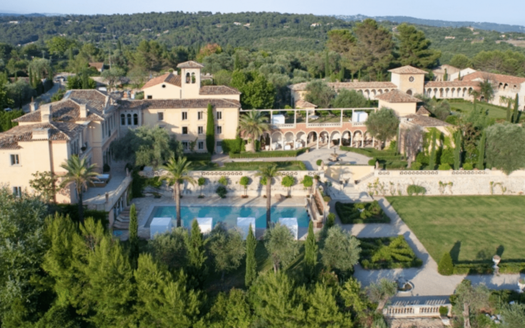 Exceptionnal Places in Provence and French Riviera